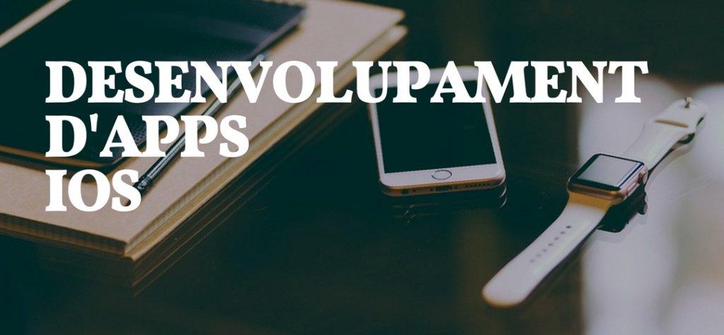 Empresa de desenvolupament d'apps iOS