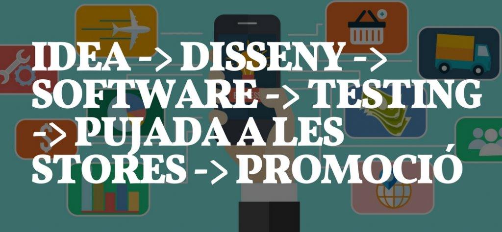 Serveis de desenvolupament de software com webs o apps a girona