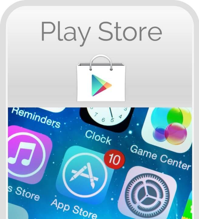 Pujem la teva aplicació a les botigues d'apps